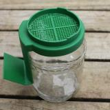 Sprout Jar with perforated lid